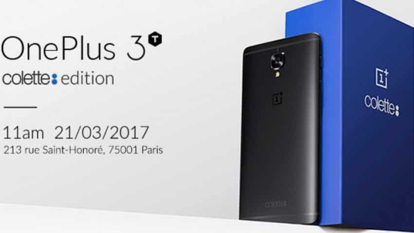 OnePlus launches 3T Black Colette edition; only 250 units up for grabs