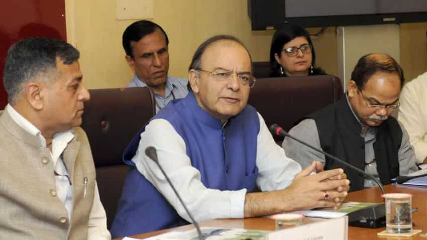 Govt revenue from cess in FY17 so far amounts to Rs 2.66 lakh crore, says Jaitley