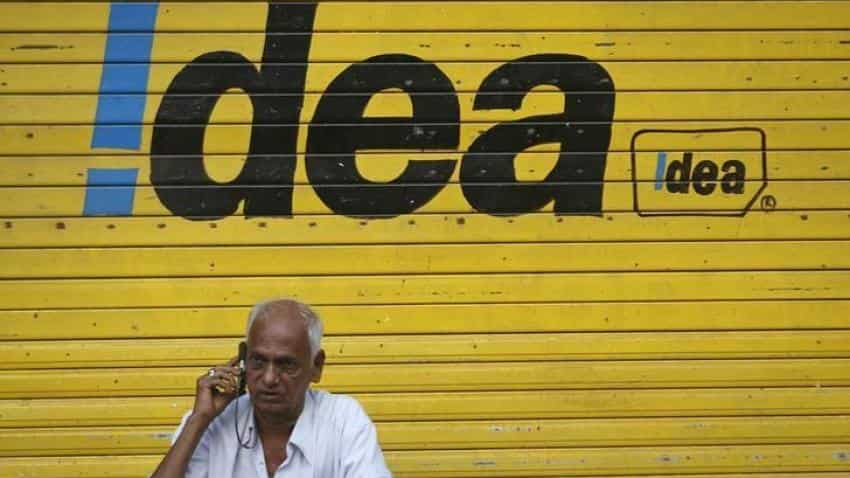 Idea Cellular share reverses trend; drops on Vodafone merger approval