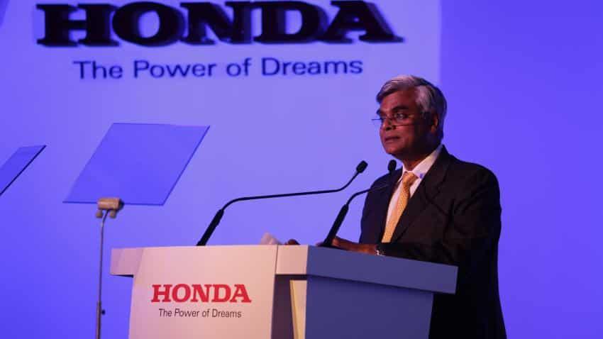 We are spending more money on marketing WR-V than we spent on Honda City: Jnaneswar Sen, Honda Cars India
