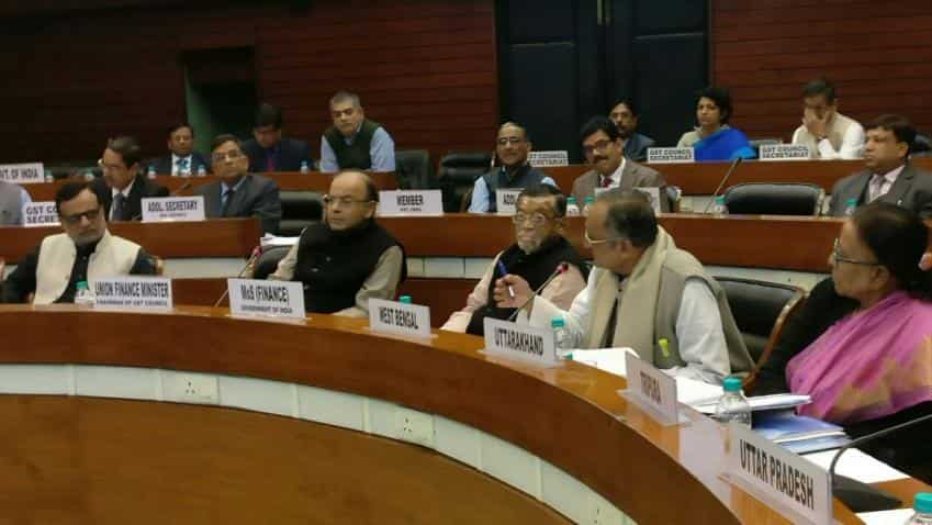 Cabinet clears four GST-related bills