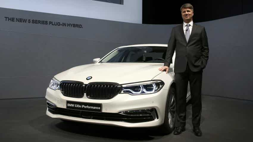 BMW to launch 40 new cars in next two years to compete with Mercedes Benz