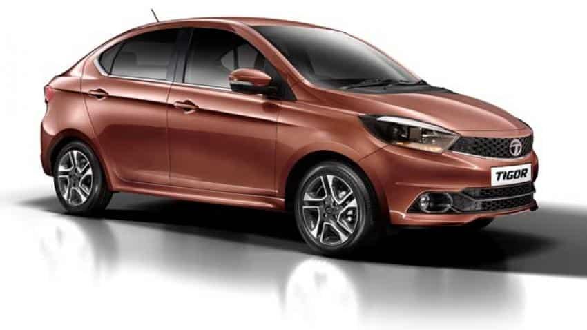 Tata Motors opens pre-bookings for Tata Tigor at Rs 5,000