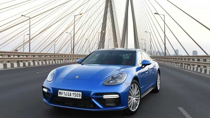 Porsche launches the 2017 Panamera Turbo in India at Rs 1.93 crore
