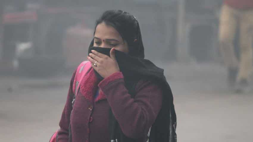 New Delhi tops WHO's most polluted mega-cities in the world list