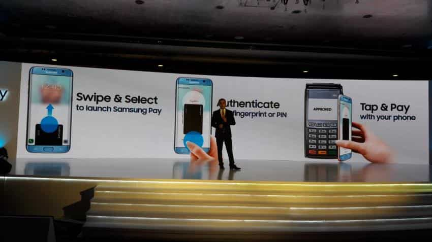 Samsung officially launches Samsung Pay in India