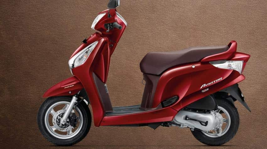HMSI launches Honda Aviator with BS IV priced at Rs 52,077