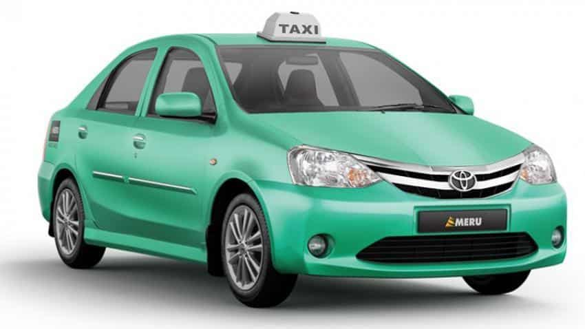 Meru Cabs ties up with Google Maps for taxi booking service integration