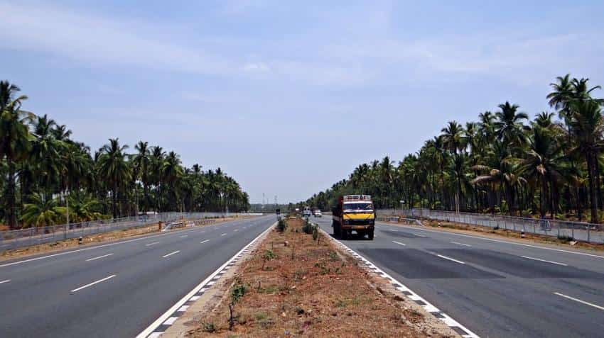 Indian highways completion is highest in FY17