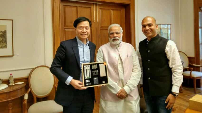 Xiaomi CEO Lei Jun meets PM Modi; to open second plant in India