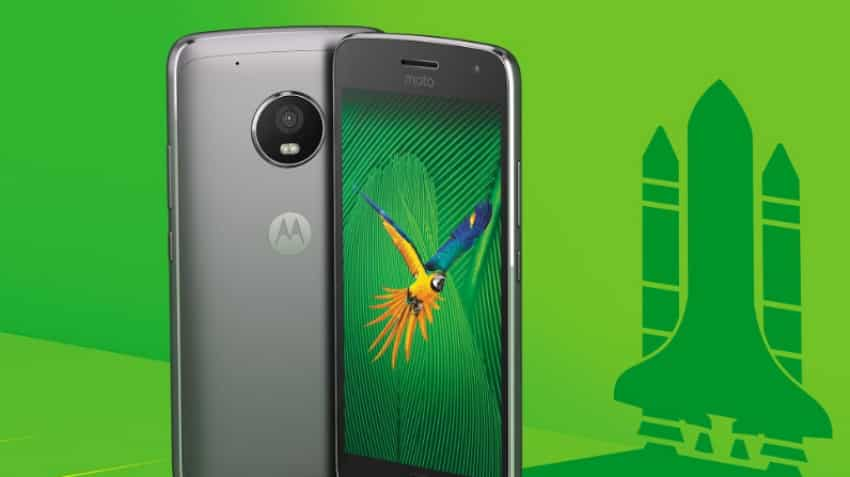 Moto G5 to be available exclusively on Amazon India from April 5