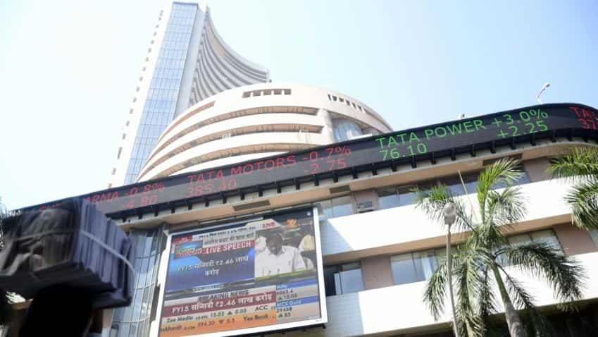 Sensex, Nifty open in green; Kotak Mahindra Bank in focus