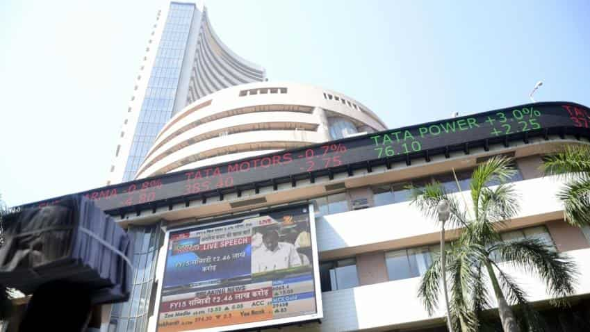 Sensex, Nifty open in green; Kotak Mahindra Bank in focus