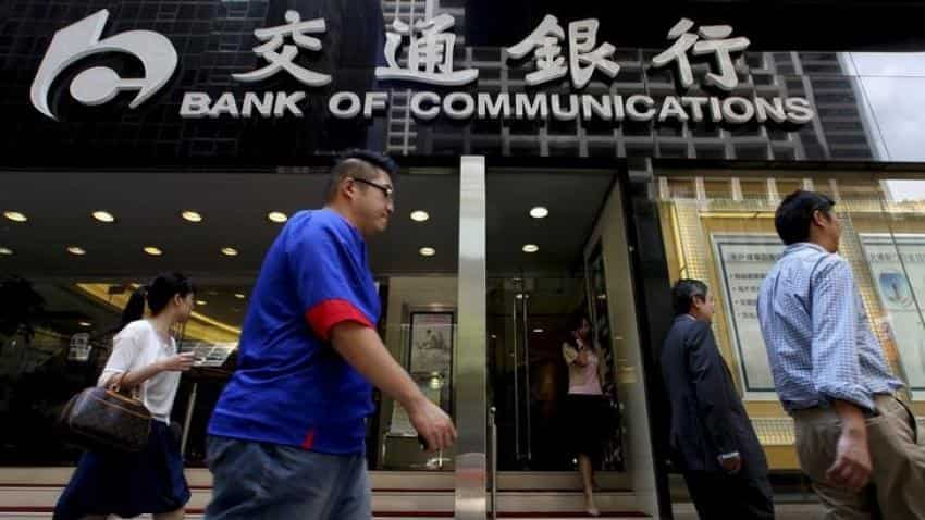 Profits near flat at China's Bank of Communications, AgBank; pressures persist