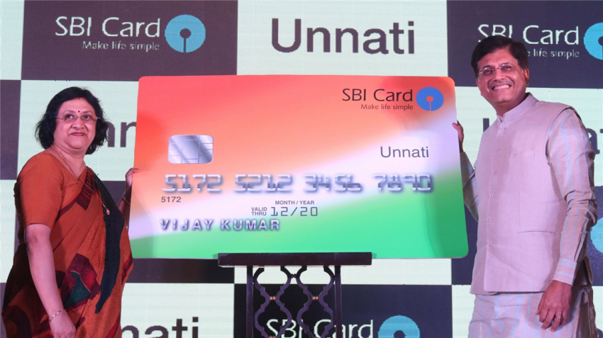 Here are 10 key features of SBI Card Unnati