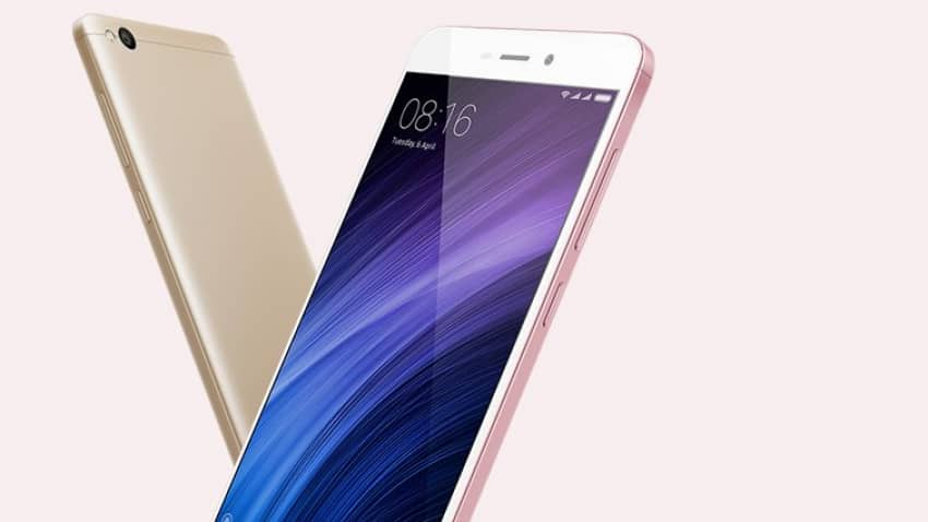Xiaomi to sell Redmi 4A on Amazon India today; here's how you can buy it