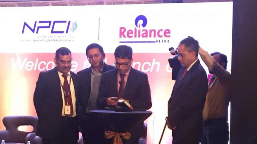 Reliance Retail in partnership with NPCI announces UPI Payments app facility across 200 stores in Mumbai