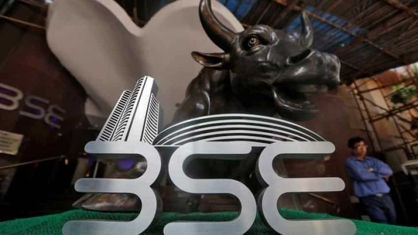 Sensex, Nifty in red on last day of FY17