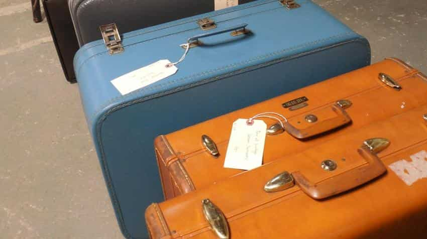 Stamping of hand baggage to continue for those flying abroad
