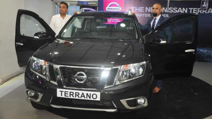 Nissan India domestic sales up 21% at 5,309 units in March