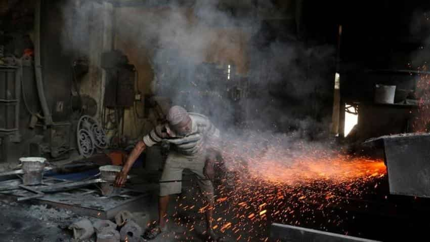 India's March manufacturing PMI expands to five month high