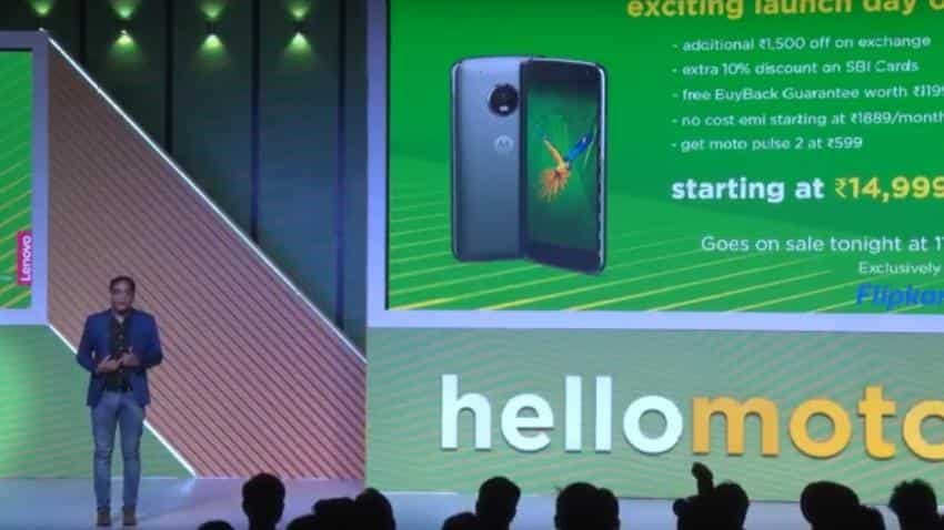 Get Moto G5 Plus for just Rs 999 on Flipkart today! Here's how