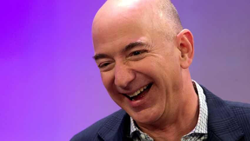 Jeff Bezos to sell $1 billion Amazon stock a year to fund rocket venture