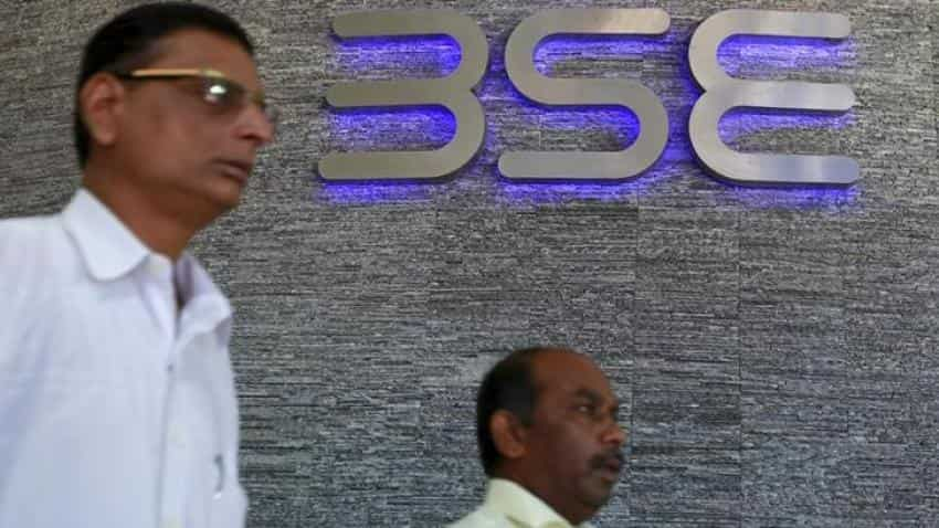 Sensex, Nifty open in red ahead of RBI's policy meet