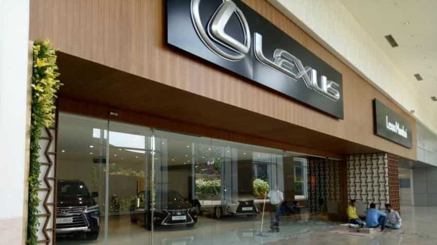 Luxury car-maker Lexus opens its first dealership in Mumbai; to launch new stores in other cities of India