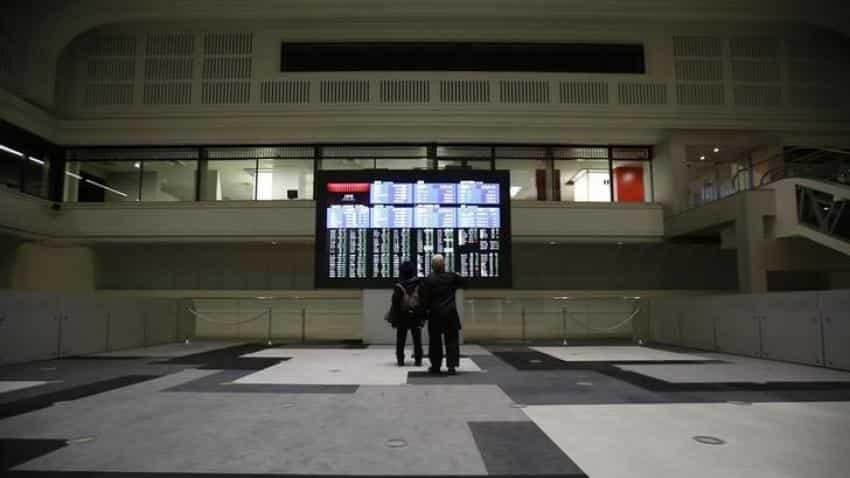 Global stocks skid, safe-haven assets jump as U.S. strikes Syria