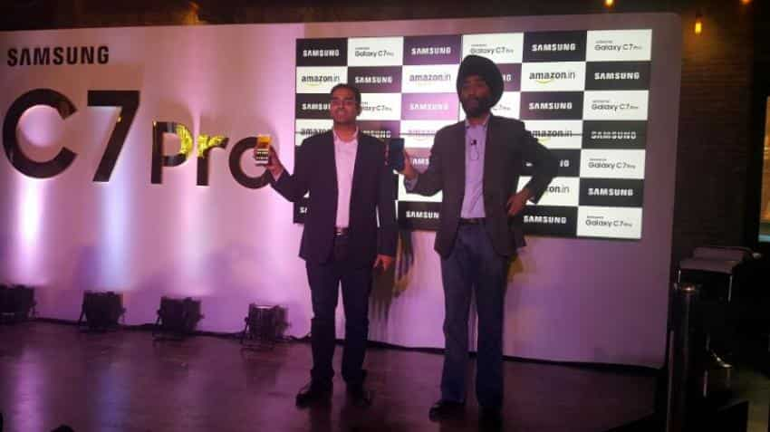 Samsung launches Galaxy C7 Pro in India; check out price, specs and other details