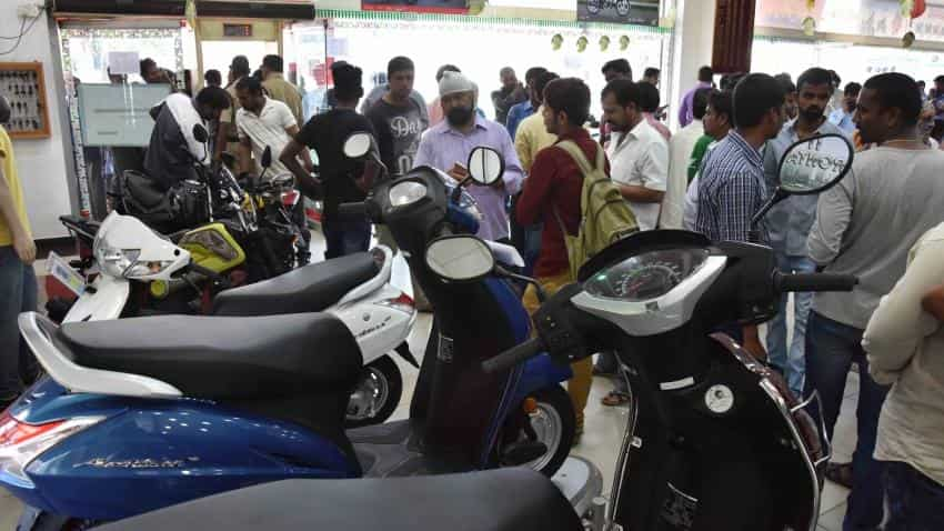 Marginal dip in two-wheeler, CV sales expected in coming months