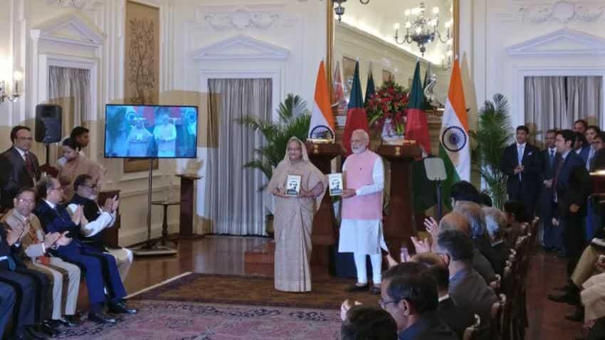 PM Modi announces credit of $4.5 billion to Bangladesh