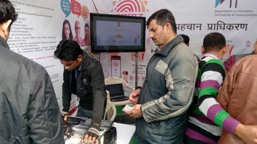 Now, link Aadhaar with PAN with ID proof scan, OTP