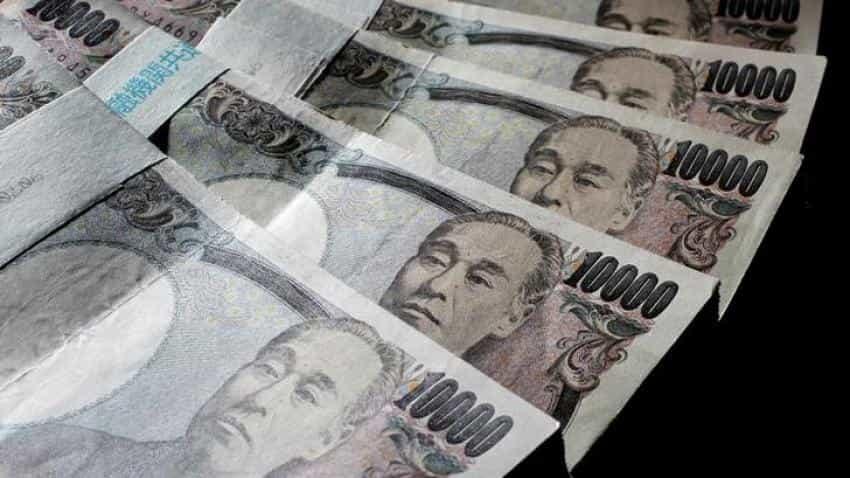Japan Feb current account surplus 2.8 trillion yen, beats forecast