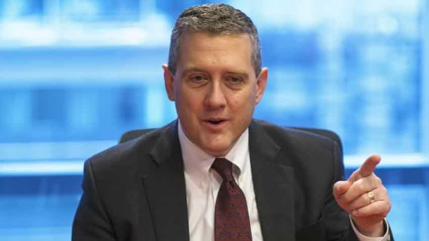 US Fed could end reinvestment policy this year - Fed's Bullard