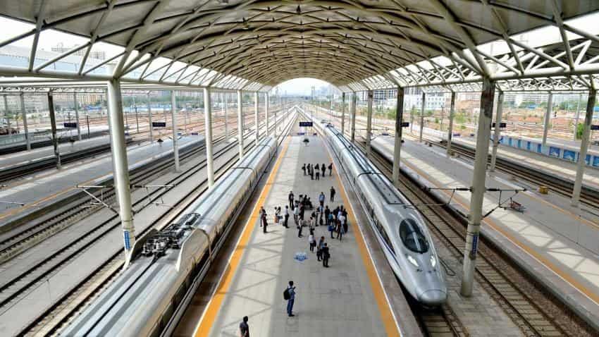 Bandra Kurla Complex to be Mumbai-Ahmedabad bullet train's first stop