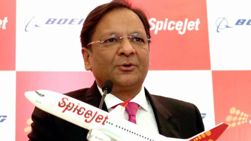 SpiceJet stocks up nearly 3% in early trade after chief Ajay Singh settles case with Sebi