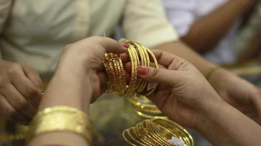 Gold hits five-month high, geopolitical worries drive flight to safety