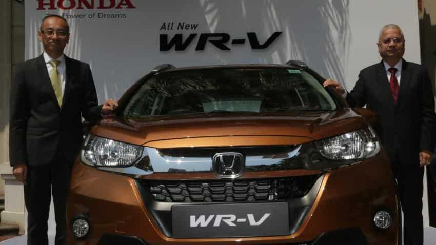 Honda BR-V, WR-V, Brezza Vitara, Hyundai Creta, Scorpio push C2 SUV segment by 25% in March
