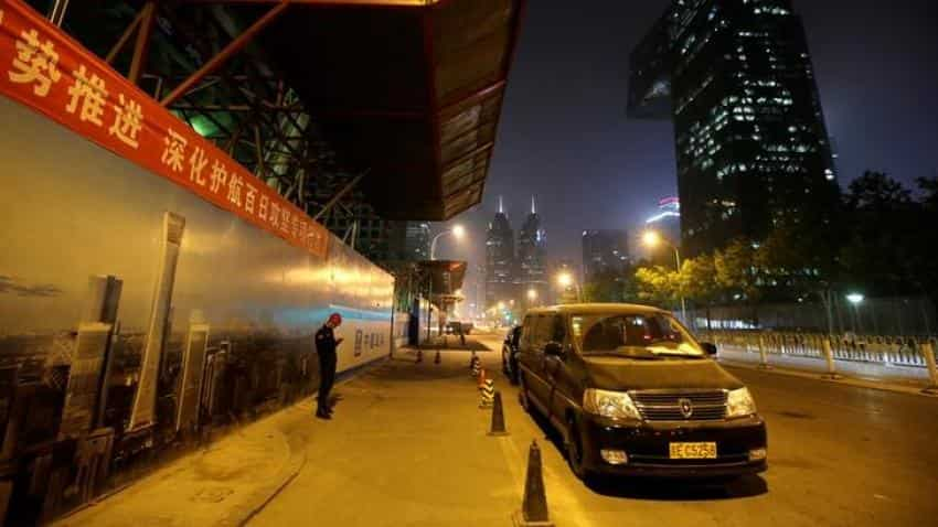 China's first quarter GDP growth picks up to 6.9%, beats forecast
