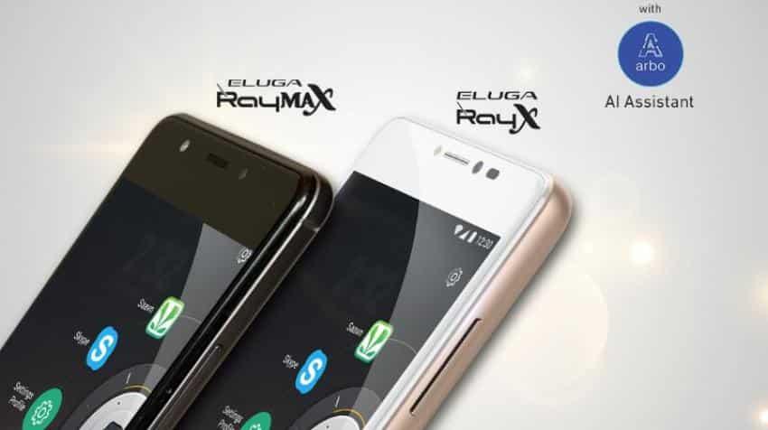 Here's how you can buy Panasonic's Eluga Ray X, Ray Max on Flipkart