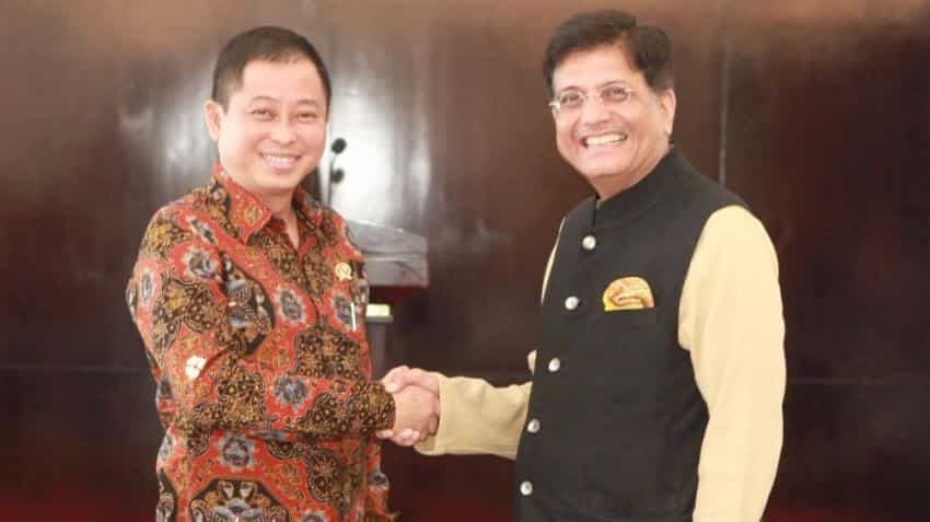India, Indonesia agree to oil, coal sectors cooperation