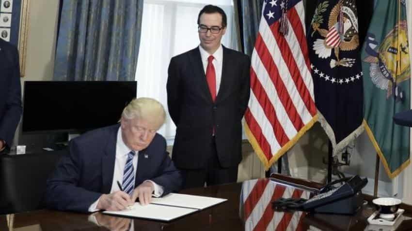 Trump's tax reform plan to produce some short-term budget issues: US Treasury Secretary