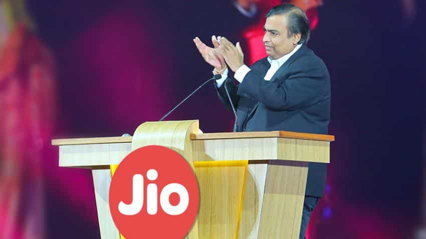Reliance Jio reworks its 4G data plans