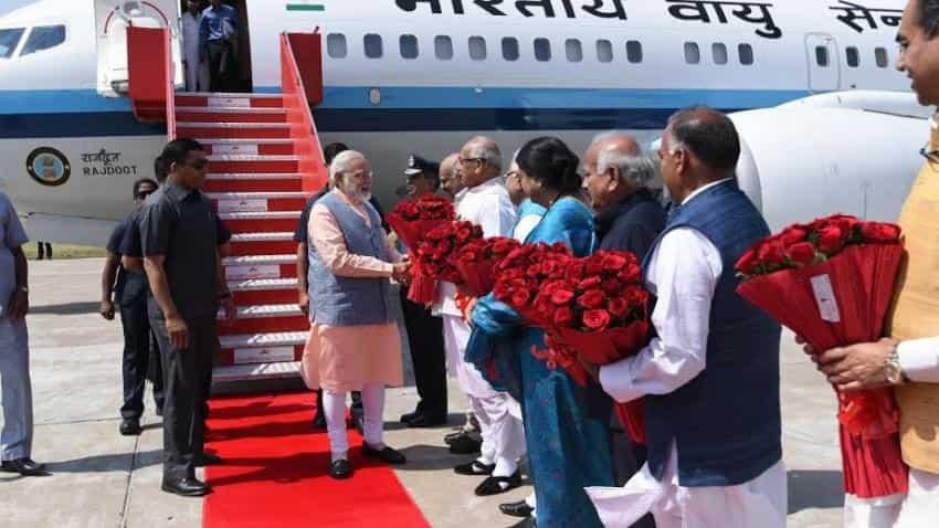 First UDAN flight takes off in Shimla
