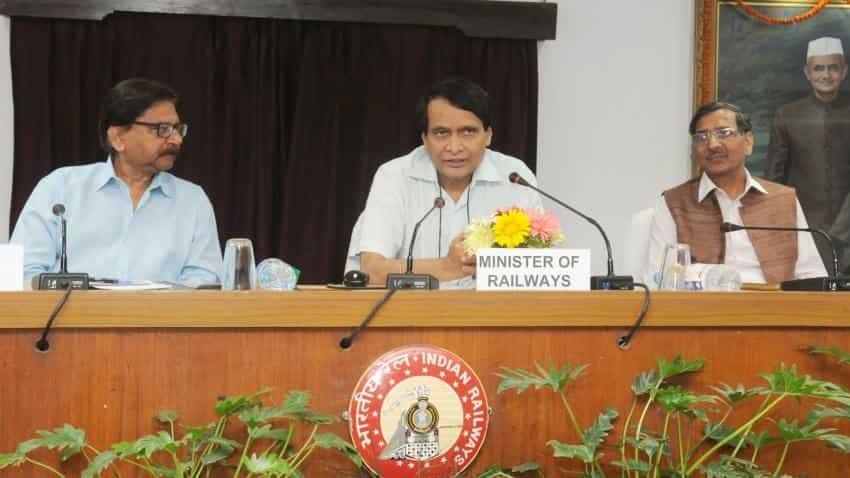 No privatisation of railways, public service paramount, says Prabhu