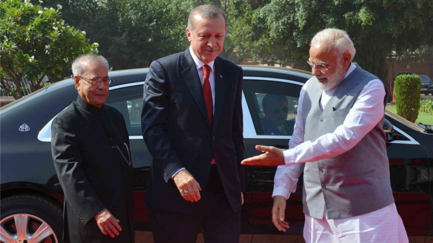 Time has come to deepen economic relations with Turkey: PM Modi to President Erdogan