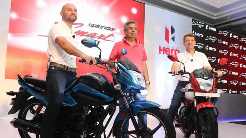 Hero MotoCorp raises prices by up to Rs 2,200 of two-wheelers