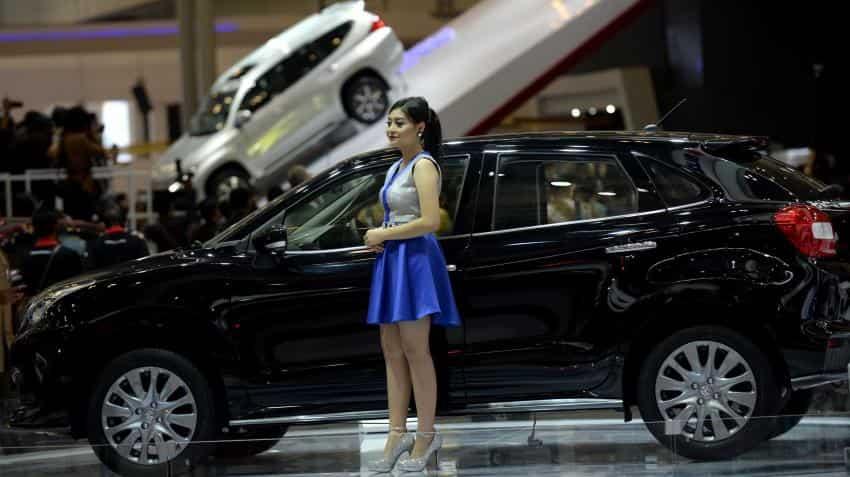 Car companies report surge in sales in April